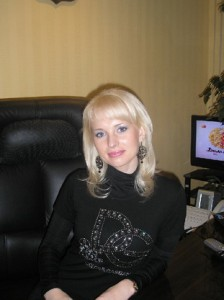 ХАЛАК Оксана Николаевна